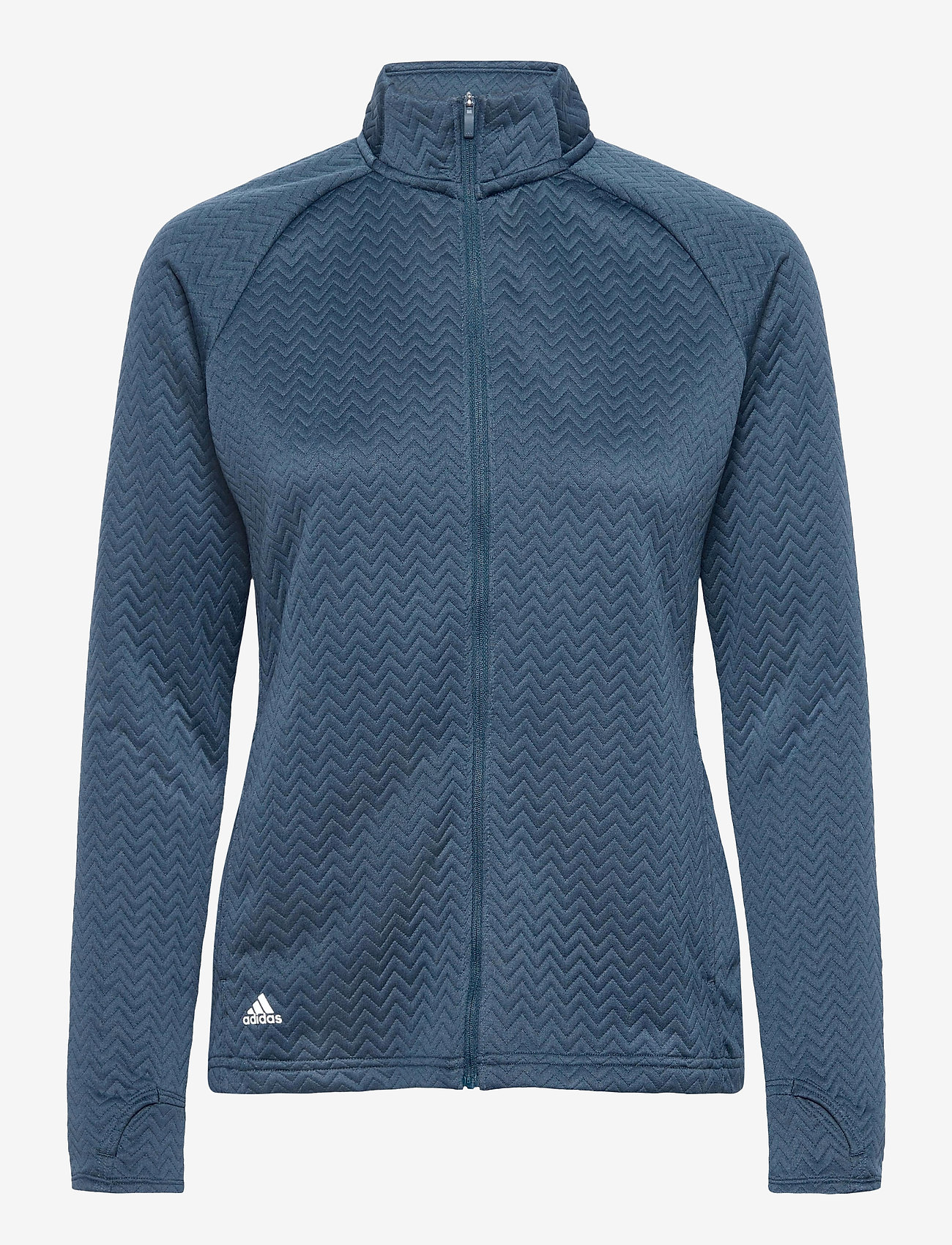 adidas Golf - TXT FZ LYR - fleece - crenav - 1