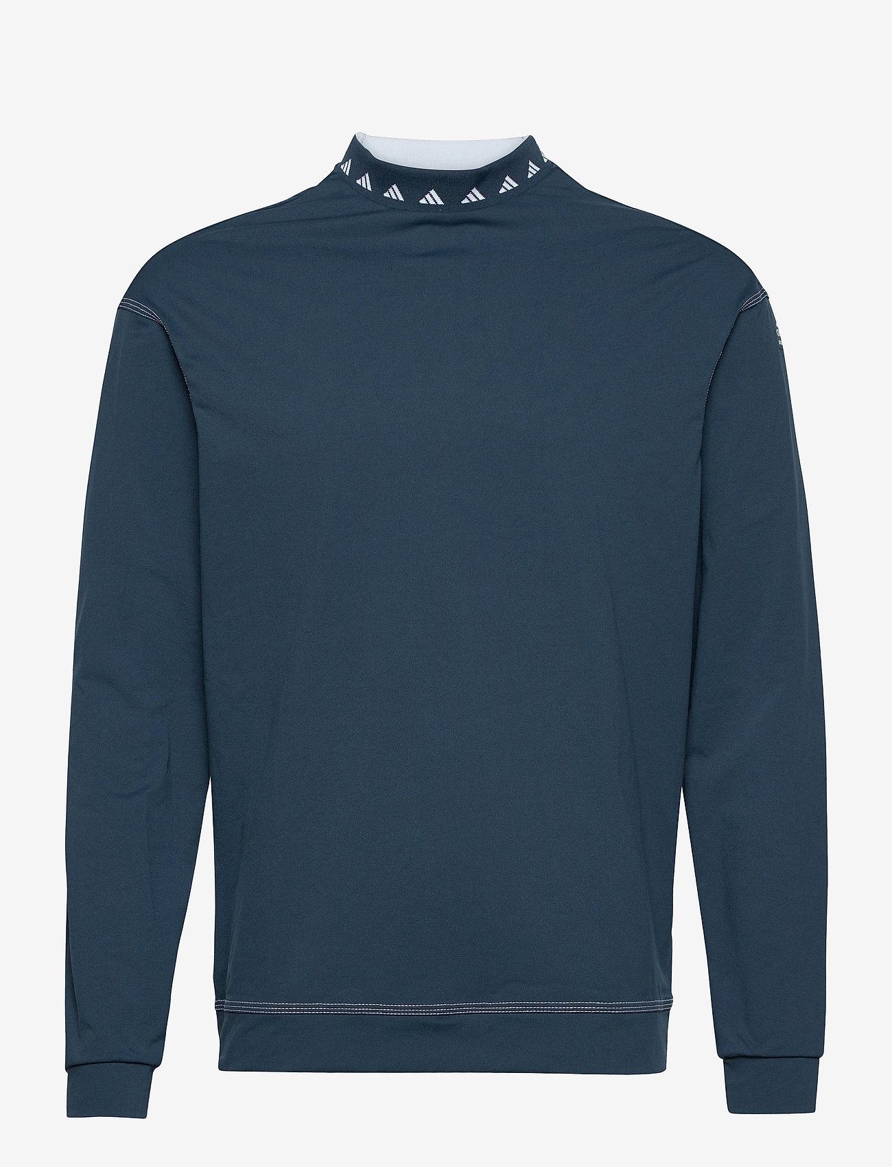 adidas Golf - EQPMNT WIND CRW - golf jackets - crenav - 0