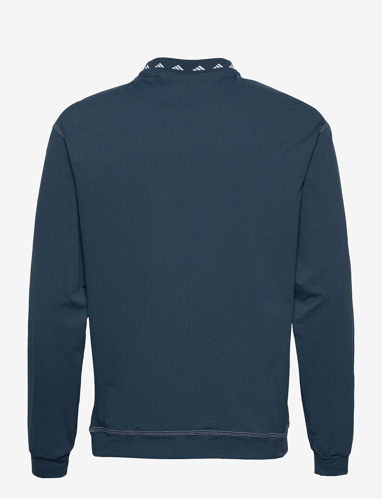 adidas Golf - EQPMNT WIND CRW - golf jackets - crenav - 1