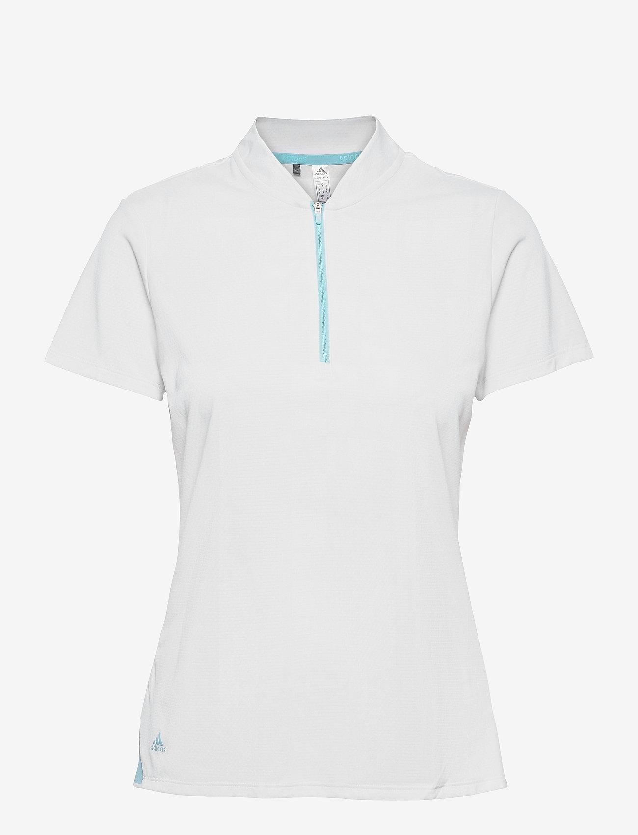 adidas Golf - H.RDY Z SS P - polos - white - 1