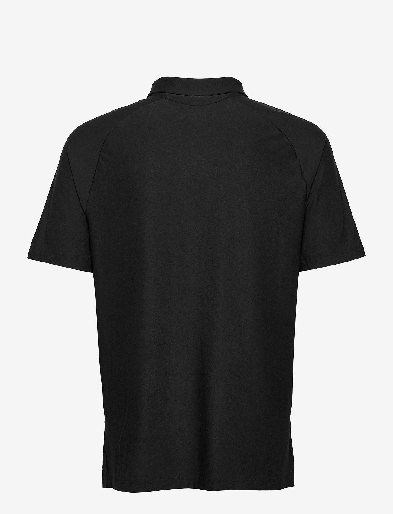 adidas Golf - GO-TO POLO - polos à manches courtes - black - 1