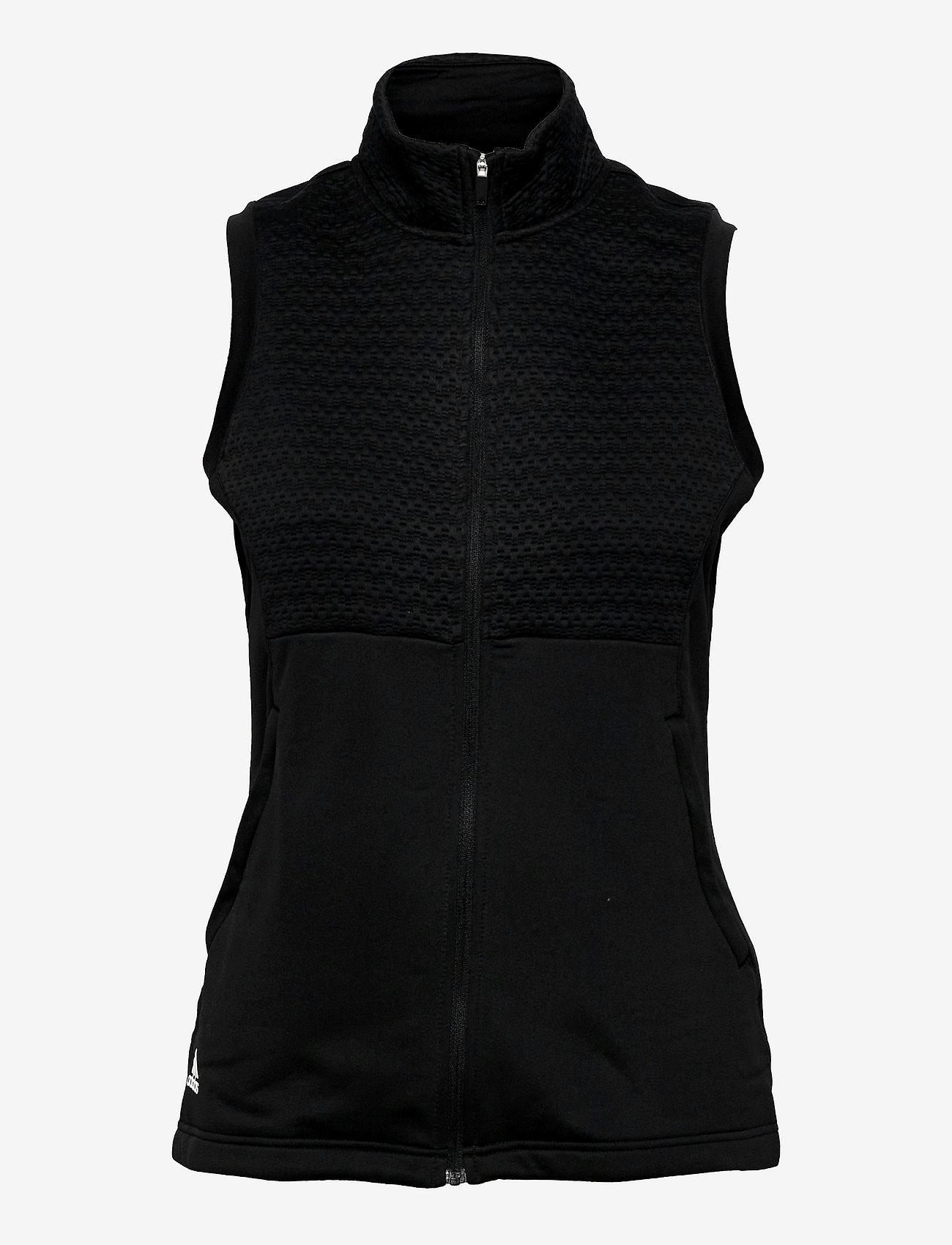adidas Golf - COLD.RDY VEST - vestes rembourrées - black - 1