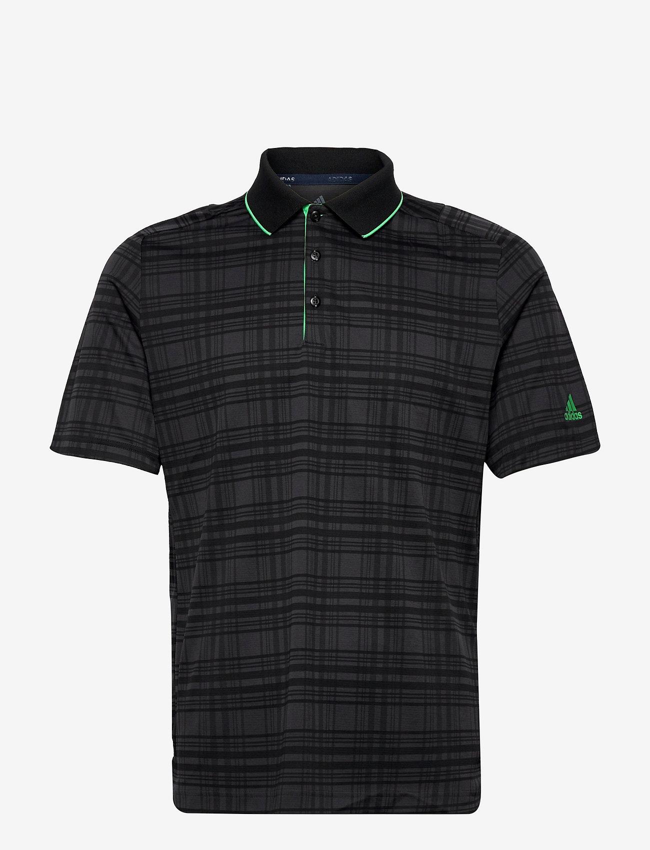 adidas Golf - STMNT NO SHOW P - polos à manches courtes - carbon/junink/black - 1