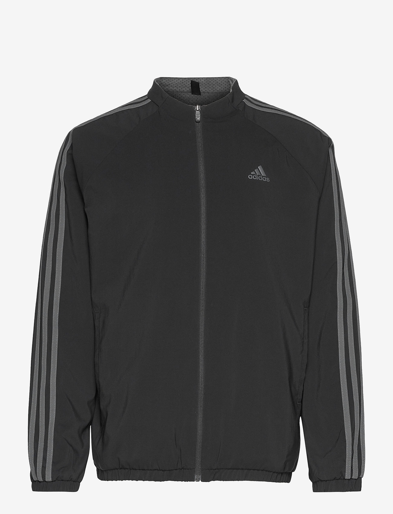 adidas Golf - LINED FZ JKT - vestes de golf - black - 1