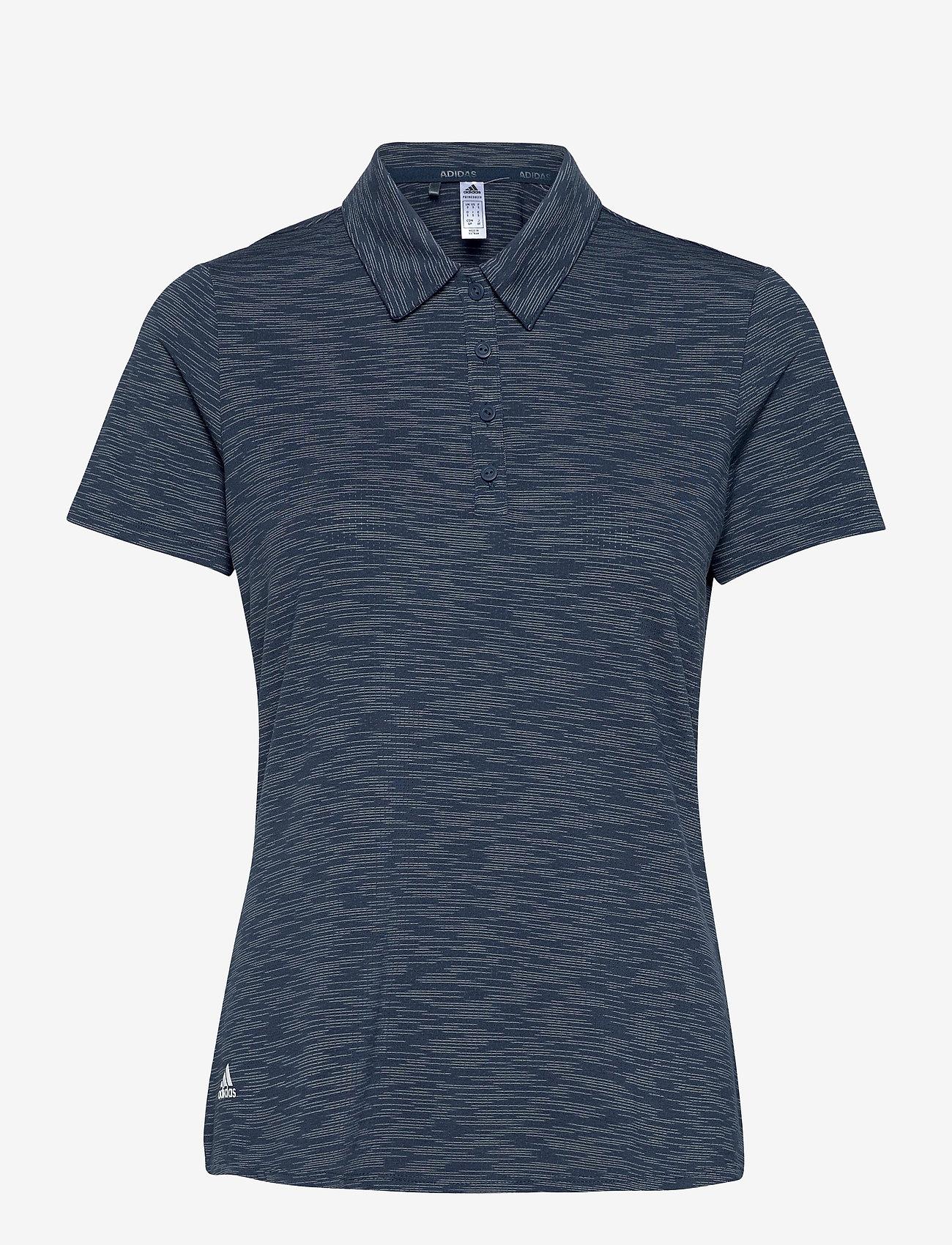 adidas Golf - SPCEDYE SS P - polos - crenav/white - 1
