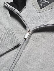 adidas Golf - ADIP HLFZ SWT - half zip - clonme - 2