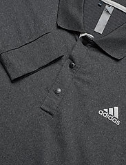 adidas Golf - LS THERMAL POLO - paidat - blkhea - 2