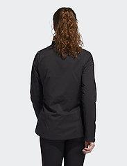 adidas Golf - W CLMPRF JKT - golfjakker - black - 8
