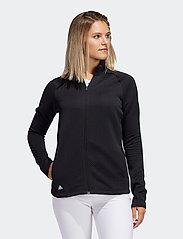adidas Golf - TXT FZ LYR - kurtki golfowe - black - 0