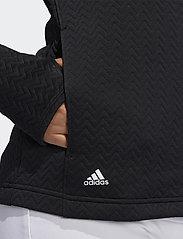adidas Golf - TXT FZ LYR - kurtki golfowe - black - 4