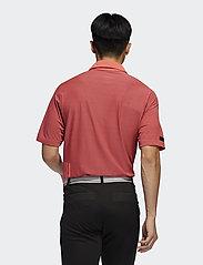 adidas Golf - SPORT AERO POLO - paidat - flared/black - 4