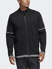adidas Golf - ADICRS PRM JCKT - golf-jacken - black - 0