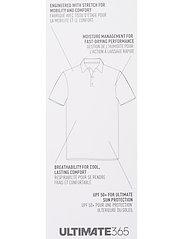 adidas Golf - ULT 365 3Str LC - kurzärmelig - teceme/black/pnktin - 3