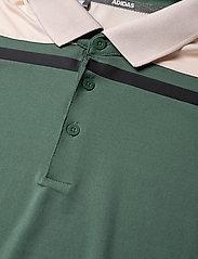 adidas Golf - ULT 365 3Str LC - kurzärmelig - teceme/black/pnktin - 4