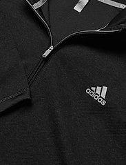 adidas Golf - 3 STP 1/4 Z LC - golf jackets - blckme - 2