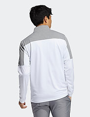 adidas Golf - 1/4 Z UPF LTWGT - basic sweatshirts - white - 4