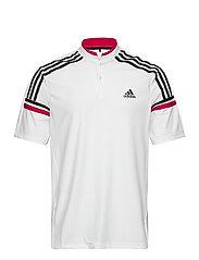 sport style SS - WHITE/POWPNK