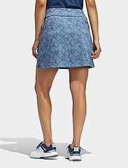 adidas Golf - ULT PRNT SKORT - sports skirts - hazsky/crenav - 3