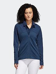 adidas Golf - HYBRID F ZIP J - golf jackets - crenav - 0