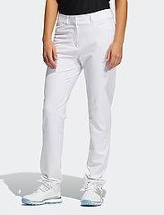 adidas Golf - FL LNGTH PANT - golf pants - white - 0