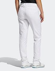 adidas Golf - FL LNGTH PANT - golf pants - white - 5