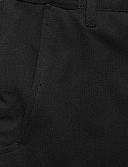 adidas Golf - PIN ROLL PANT - golf-housut - black - 2