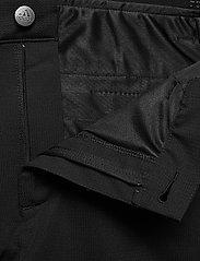 adidas Golf - PIN ROLL PANT - golf-housut - black - 3