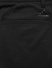 adidas Golf - PIN ROLL PANT - golf-housut - black - 4
