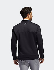 adidas Golf - CLUB 1/4 ZIP - hauts à manches longues - black - 3