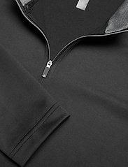 adidas Golf - CLUB 1/4 ZIP - hauts à manches longues - black - 4