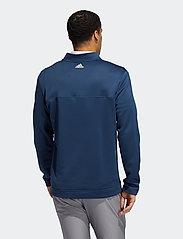 adidas Golf - CLUB 1/4 ZIP - hauts à manches longues - crenav - 3