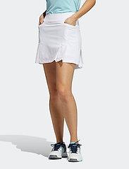 adidas Golf - UTL PLT SKT - sports skirts - white - 0