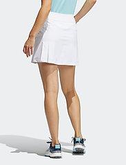 adidas Golf - UTL PLT SKT - sports skirts - white - 3