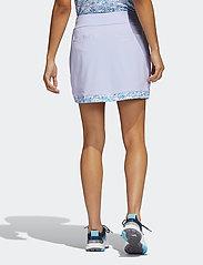 adidas Golf - ULT PRNT SKORT - jupes courtes - vioton - 3