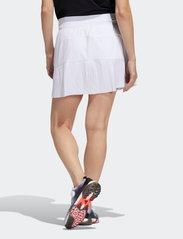 adidas Golf - SP PLT SKT - jupes courtes - white - 3