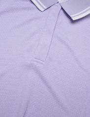 adidas Golf - H.RDY  SS P - polos - vioton - 4