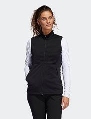 adidas Golf - COLD.RDY VEST - vestes rembourrées - black - 0