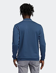 adidas Golf - LS THERMAL POLO - polos à manches longues - crenav - 3