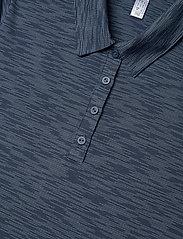 adidas Golf - SPCEDYE SS P - polos - crenav/white - 4