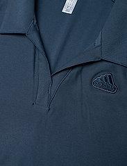 adidas Golf - GO-TO SL P - tank tops - crenav/crenav - 4