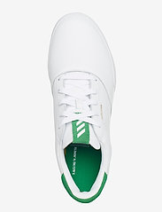adidas Golf - ADICROSS RETRO - golfsko - ftwwht/green/gum3 - 3