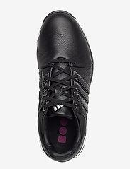 adidas Golf - W TOUR360 XT-SL - golf shoes - cblack/silvmt/dksimt - 3