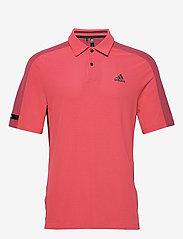 adidas Golf - SPORT AERO POLO - kurzärmelig - flared/black - 0