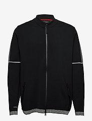 adidas Golf - ADICRS PRM JCKT - golf-jacken - black - 1