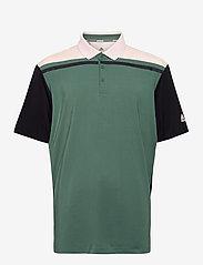adidas Golf - ULT 365 3Str LC - kurzärmelig - teceme/black/pnktin - 0