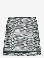 adidas Golf - ULT P KNT SKORT - sports skirts - glogry/pnktin - 0