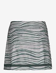 adidas Golf - ULT P KNT SKORT - sports skirts - glogry/pnktin - 1