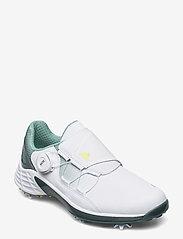 adidas Golf - W ZG21 BOA - golf shoes - ftwwht/aciyel/hazgrn - 0