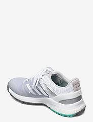 adidas Golf - W EQT SL - golf shoes - ftwwht/ftwwht/acimin - 2