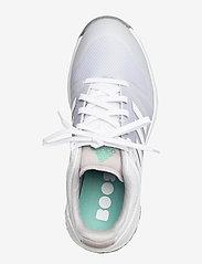 adidas Golf - W EQT SL - golf shoes - ftwwht/ftwwht/acimin - 3